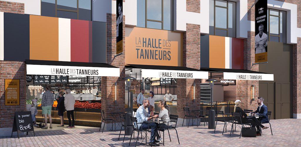 Ouverture du Kitchen Market Lille le 1er décembre 2020