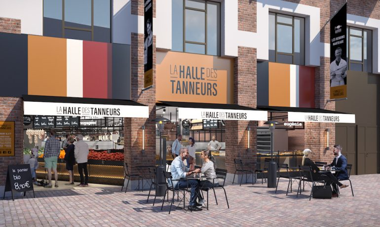 Ouverture du Kitchen Market Lille le 20 Janvier 2021